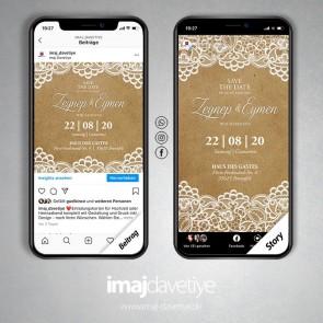 Digitale Einladung 21