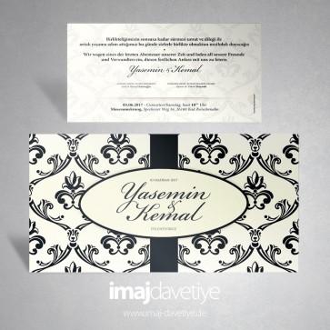 Düğün davetiye 154